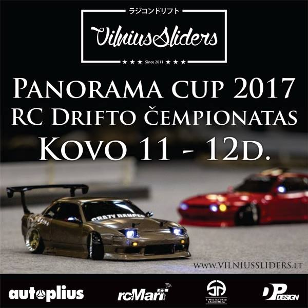 Panorama Cup 2017 by VilniusSliders