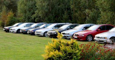 Pavasario BMW E39 susitikimas Klaipėdoje