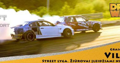D1Sport Drift Wars 4e. / Vilnius