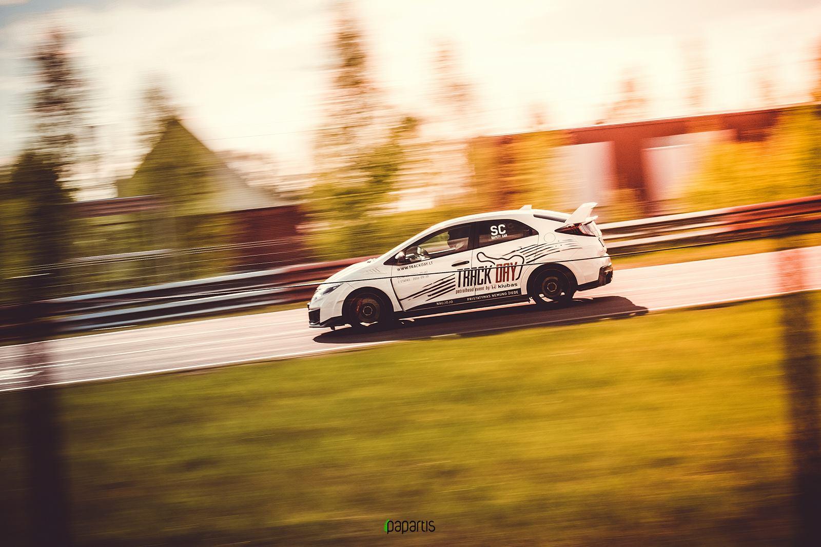 Trackday. Petrolhead event by Honda klubas. II etapas