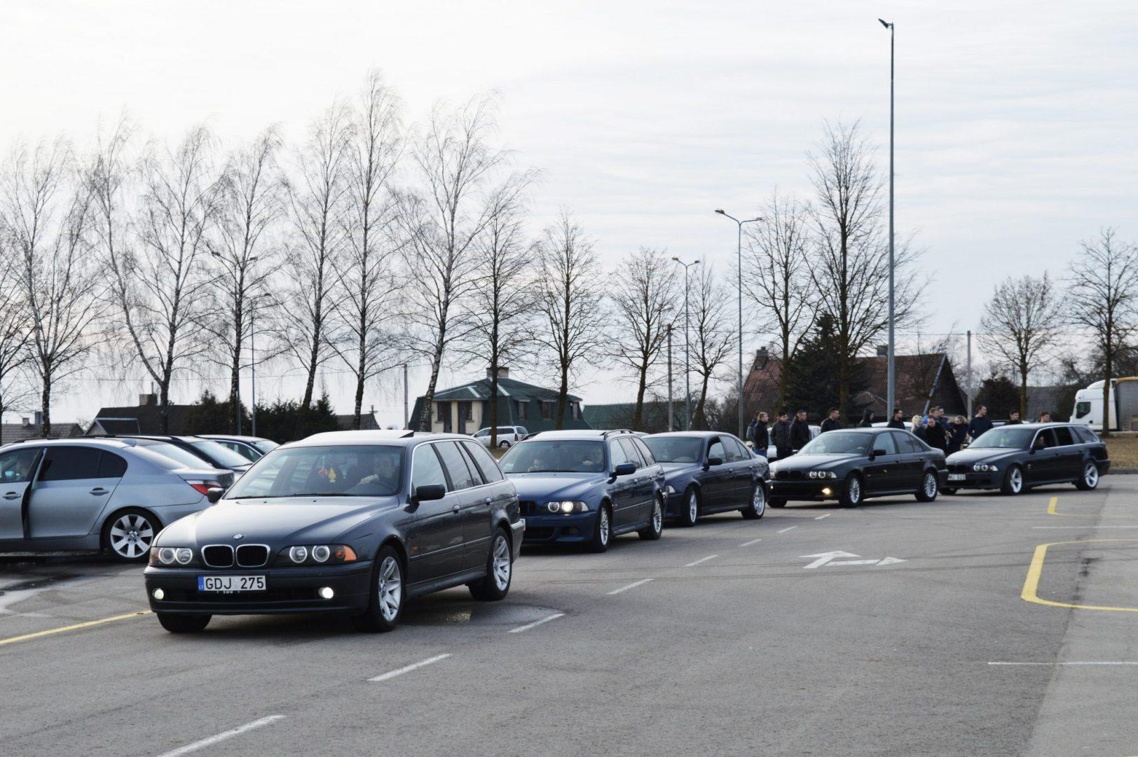 Šiaulių BMW Fanų vasaros sezono atidarymas
