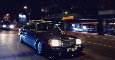 Mercedes - Benz sveikina pavasarį '17