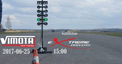 Vimota drag race 2017-06-25 Ruklos aerodrome