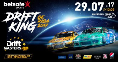 Drift Masters King of Riga 2017