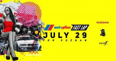Fantastyczne wyścigi - Autoplius.lt Fast Lap THREE