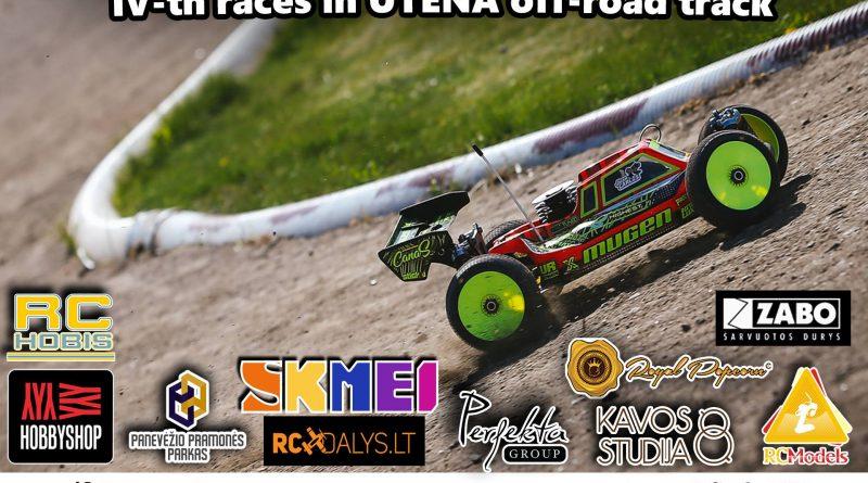 Lietuvos off-road čempionato IV-sios varžybos Utenoje