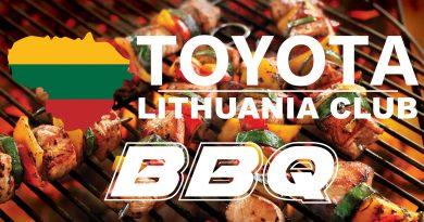 Toyota Lithuania Club BBQ