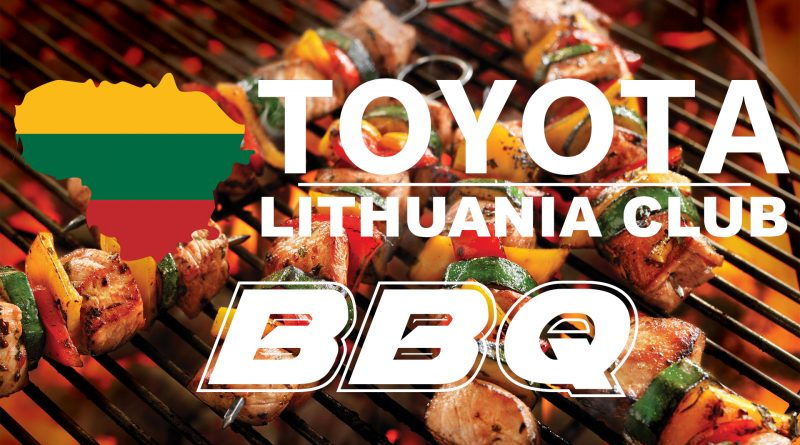 Toyota Lithuania Club BBQ