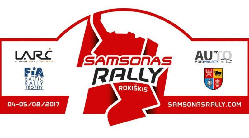 Samsonas Rally Rokiškis