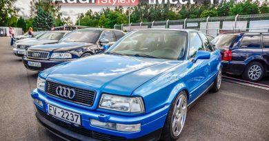 Audi MegaMeet 2017 Latvija