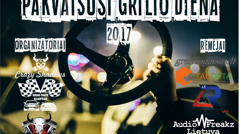 Crazy Grill Day 2017