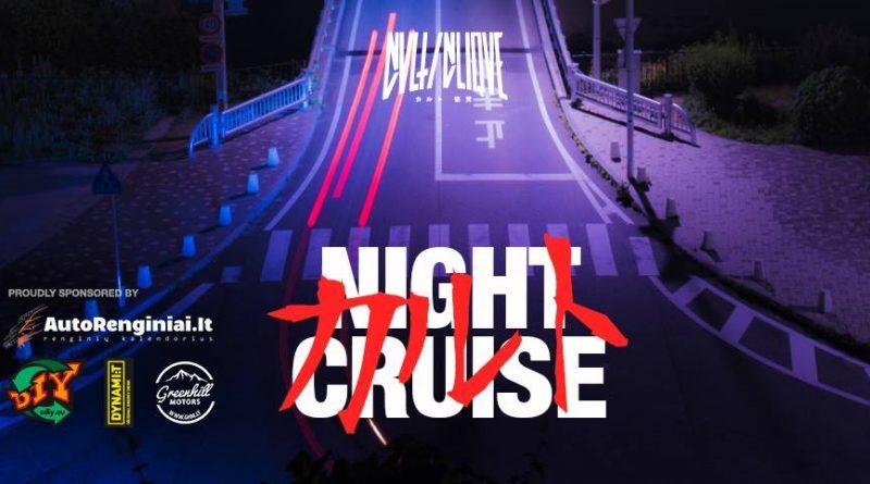 C V L T / C L I Q V E Nightcruise'17