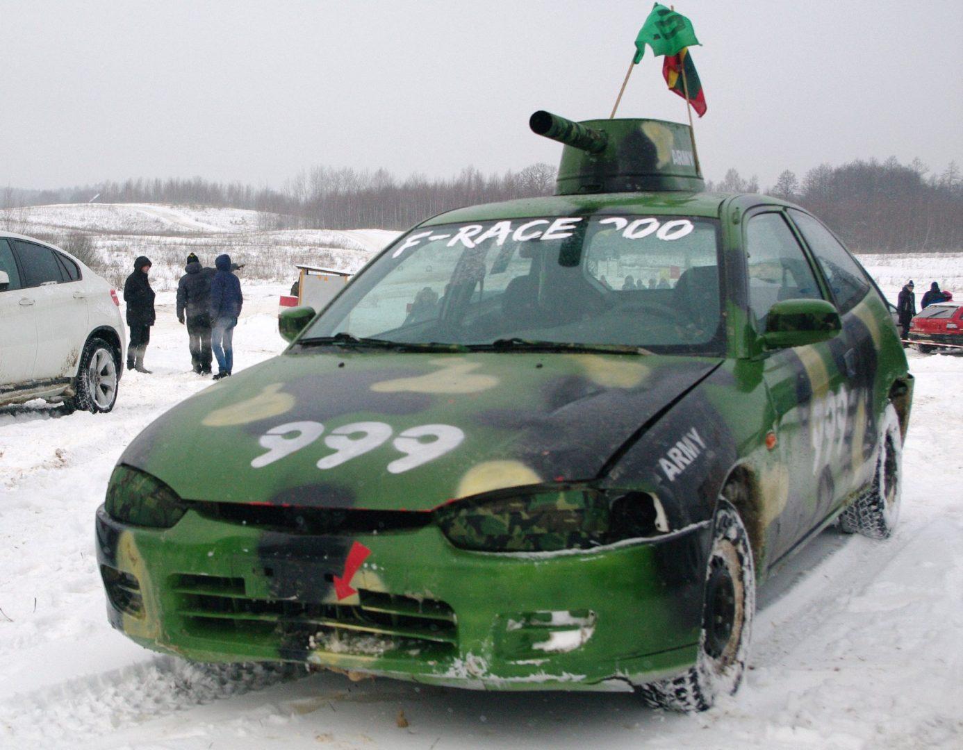 F-Race 200 Round VII