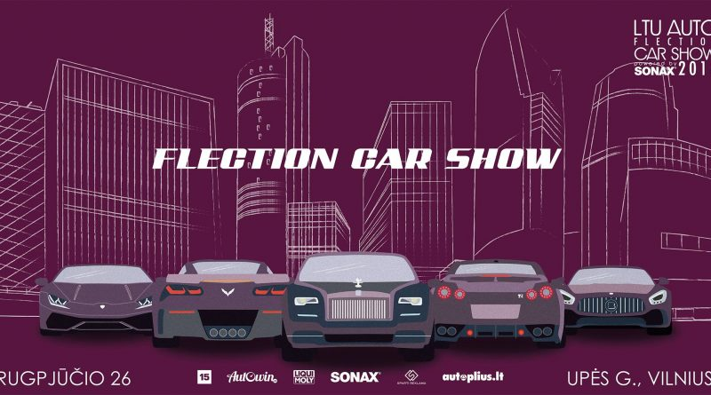 """LTU AUTO """"Flection 2018"""" Powered by SONAX"""