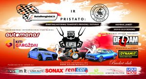 Automanų festivalis - Klaipėda Motor BBQ 2018