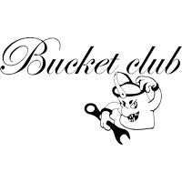 Bucket club logotipas