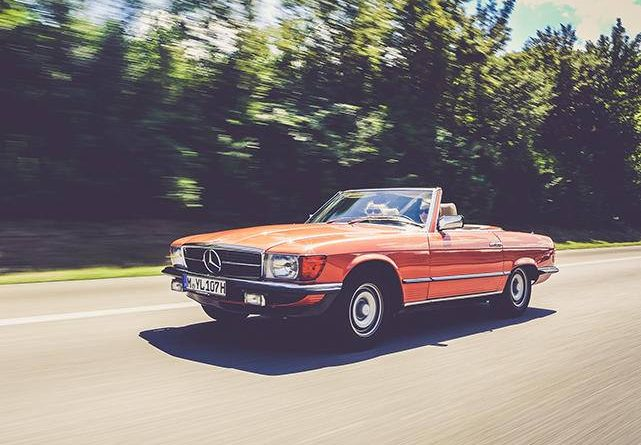 Mercedes-Benz keliauja po Aukštaitiją