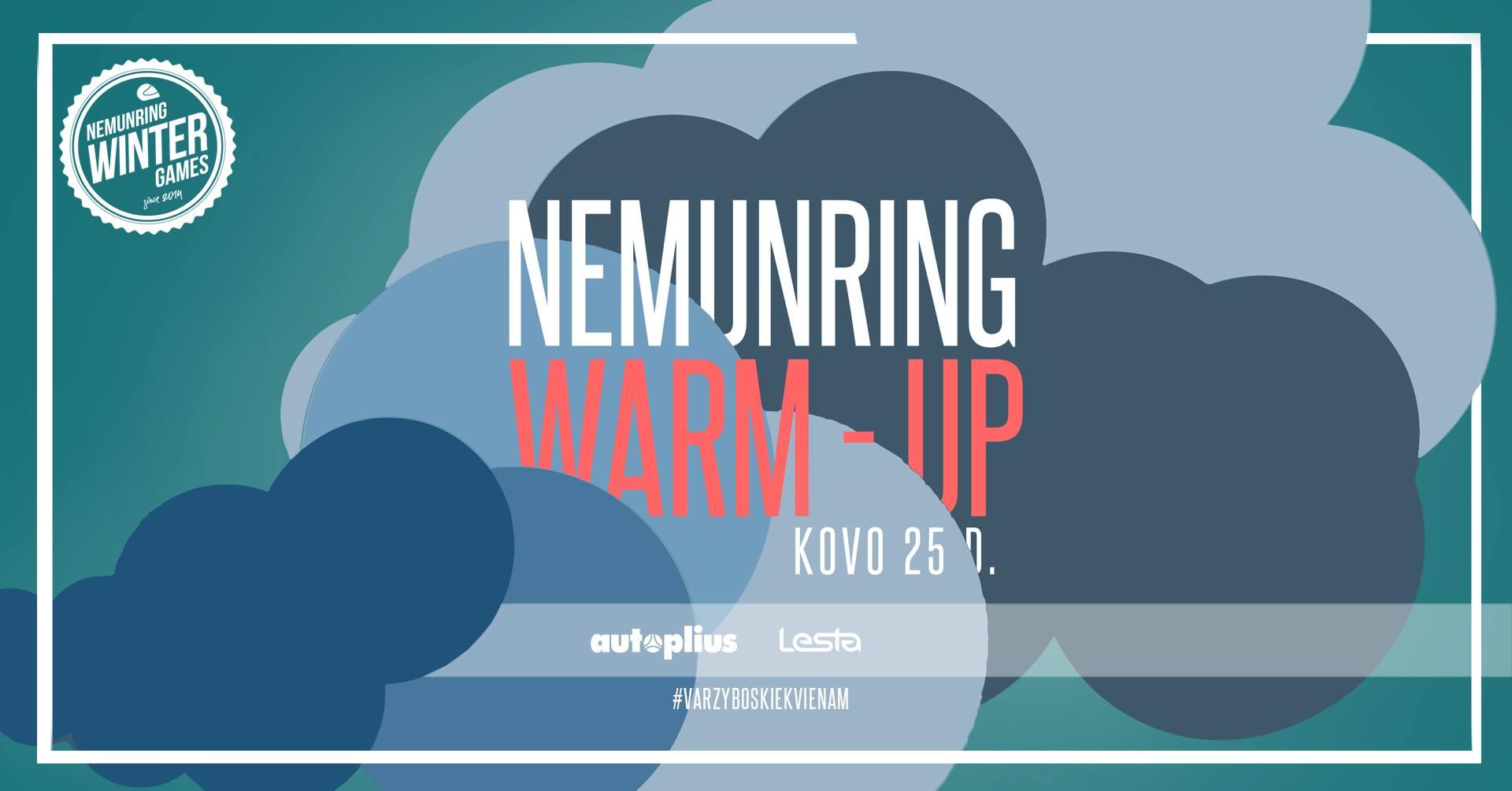 Nemunring WARM-Up