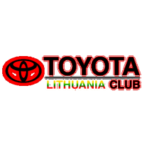 Toyota Lithuania Club logotipas