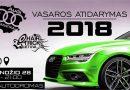 Audi Fanatikai & HairTrick vasaros atidarymas 2018 ARV autodrome