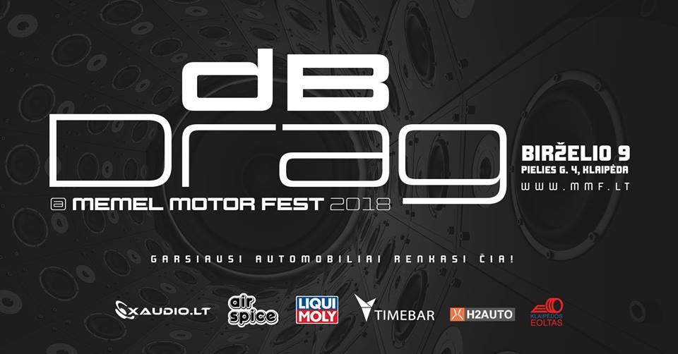 DB Drag at Memel Motor Fest'18