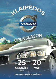 Klaipėdos VOLVO OpenSeason