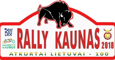 Rally Kaunas 2018