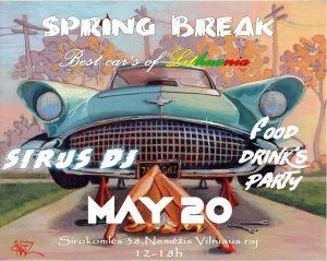 Spring Break meet