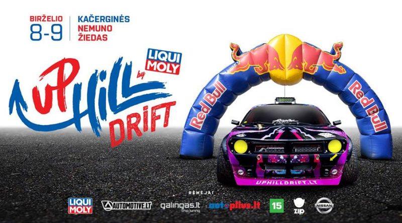 UpHill Drift by Liqui Moly & Automotive Semi-PRO 06.08-09