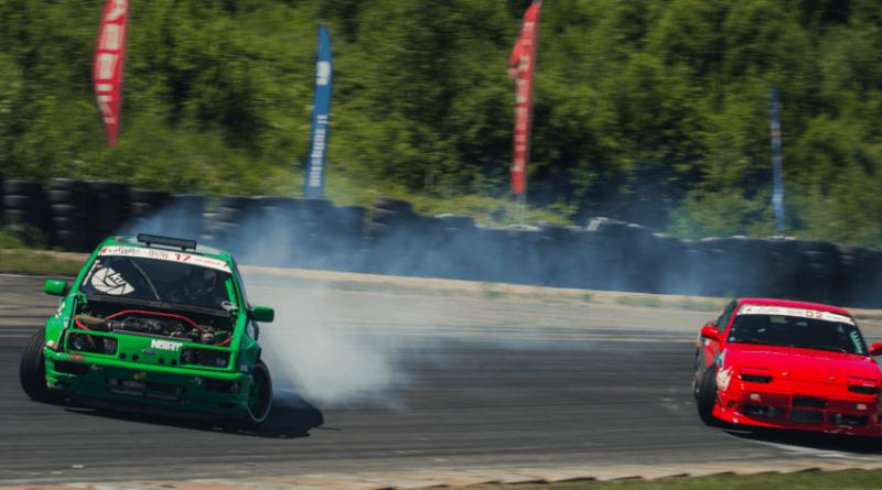 Automotive.lt Drift Camp 06.29-30 Kuršėnų autodromas