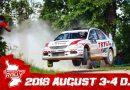 Samsonas Rally Rokiškis 2018