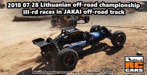 2018 07 28 Lietuvos off-road čempionato III-sios varžybos