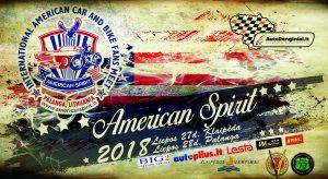 American Spirit 2018