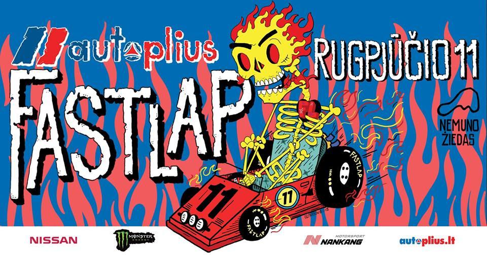 Autoplius.lt Fast Lap • Stage 3 • Night and Day • Rugpjūčio 11