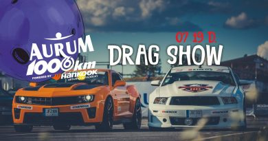 Drag Show Bracket // Aurum 1006 km powered by Hankook
