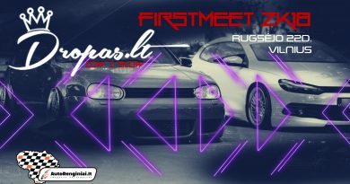 Dropas.lt First Meet 2k18