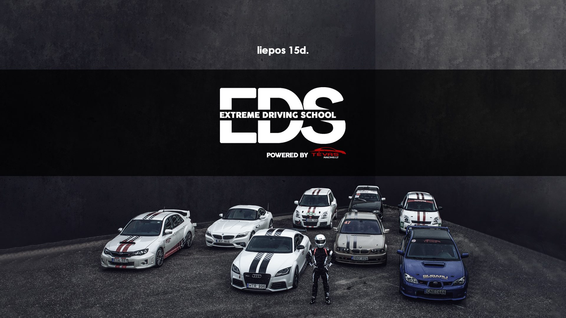 EDS - Extreme Driving School 2018 #1