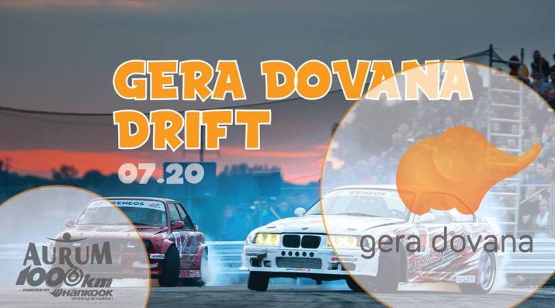 Gera Dovana Drift // Aurum 1006 km powered by Hankook