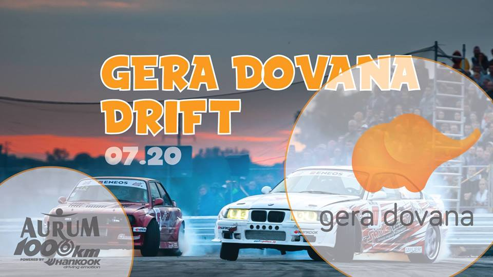 Gera Dovana Drift // Aurum 1006 km powered by Hankook