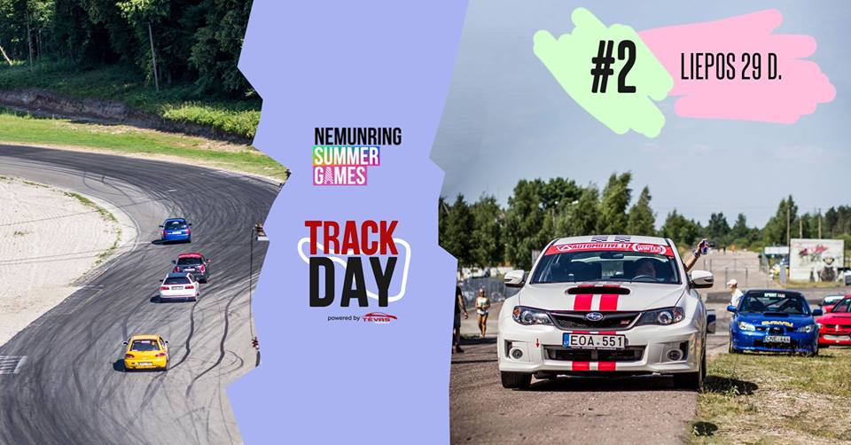 Summer Games 2/3 + Track Day by Tėvas Racing