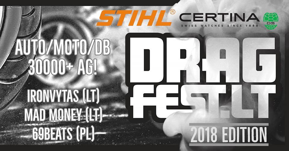 DragFest.LT 2018
