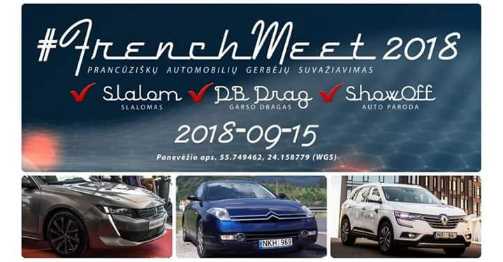 French Meet 2018