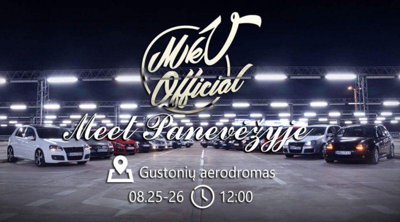 MKV Autosporto Diena/ Panevėžys 2018 08 25