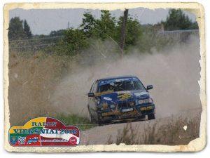 """Rally Sprint """"Viekšniai 2018"""""""