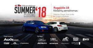 Startline Summer Closing'18