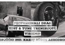 Test & Tune Drago Treniruotė