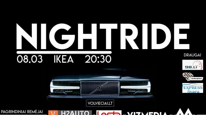 Volviečiai.lt Nightride '18