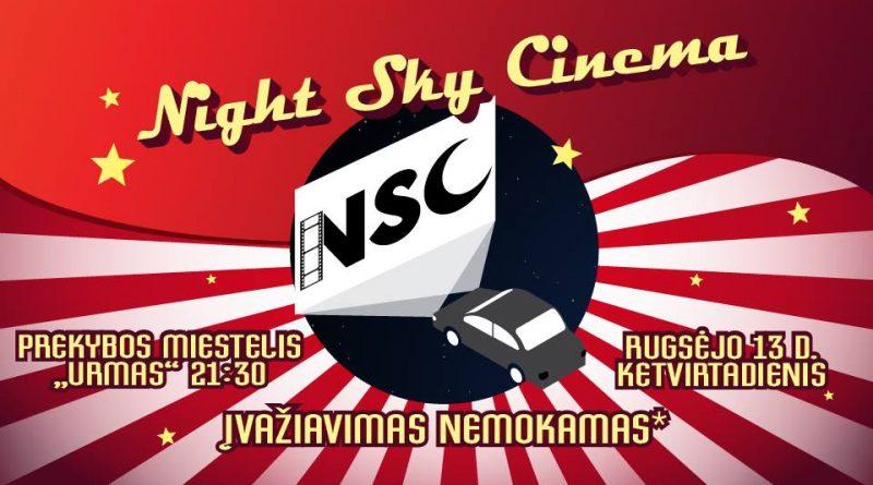Night Sky Cinema | Season Closing