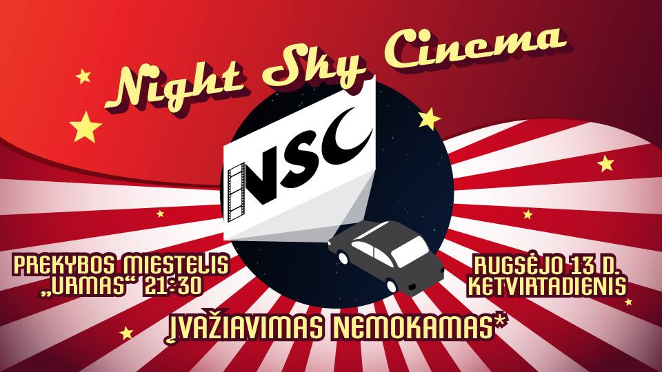 Night Sky Cinema | Season Closing