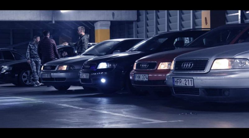Audi Lithuania & Illegal Streets Crew meet